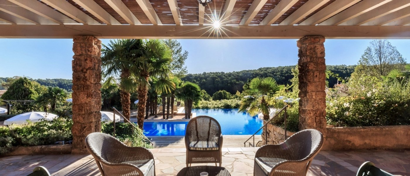 Exclusive wellness and gourmet stay in Provence, France